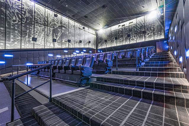 MX4D Theatres