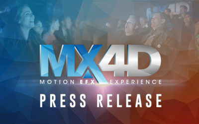 MX4D and B&B Theatres Announce a New Ten Theatre Deal