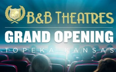 B&B Topeka KS Grand Opening and MX4D coverage