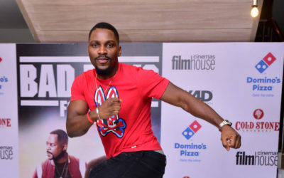 Bella Naija on Celebrities and Influencers at Filmhouse for Bad Boys