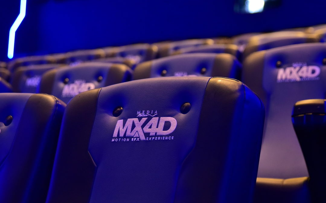 Filmhouse's new MX4D® EFX Cinema Experience at LandMark Village
