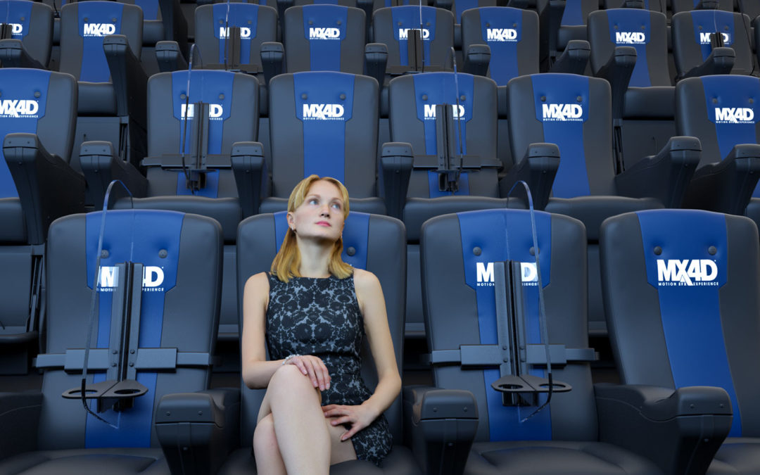 Reopen With Confidence. MediaMation Inc. Presents the SafeTSeat™. Socially Distant Patrons of Public Venues Without Compromising Their Experience!