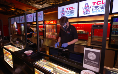 TCL Chinese Theatre Cuts Ribbon for Grand Reopening