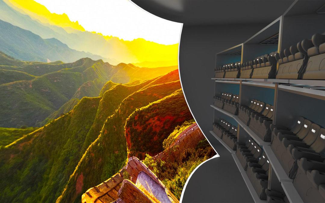 MX4D Flying Theatre