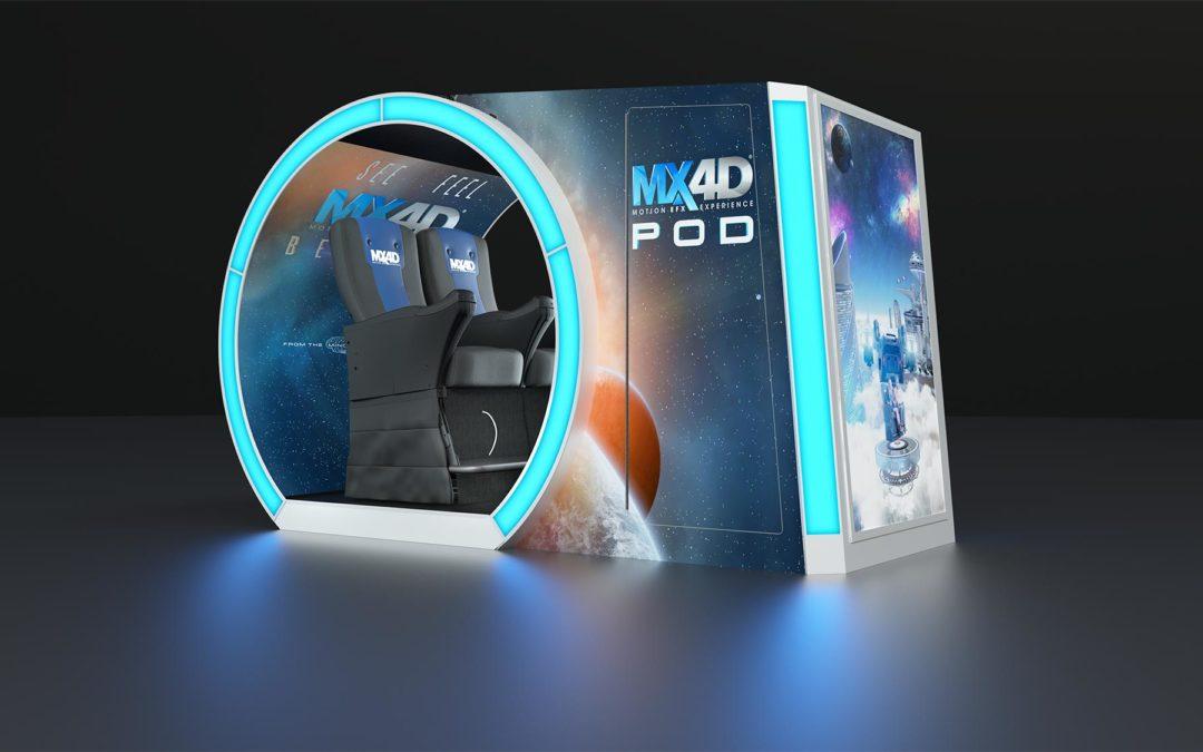 MX4D POD